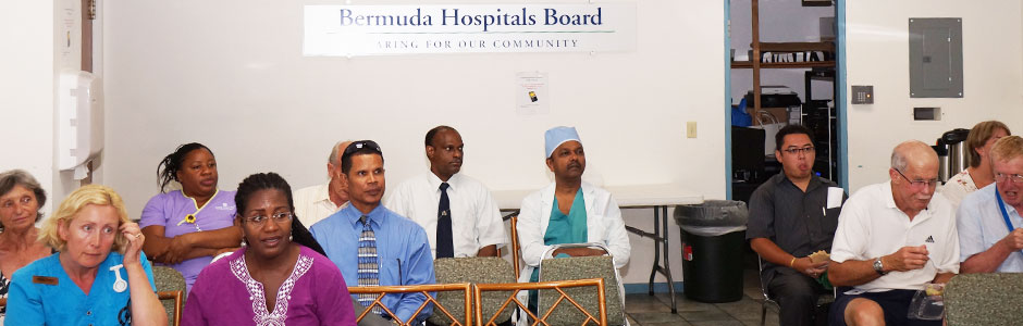Research: Bermuda Hospitals
